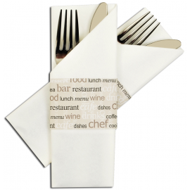 Kapsa Napkin sleeve All about food